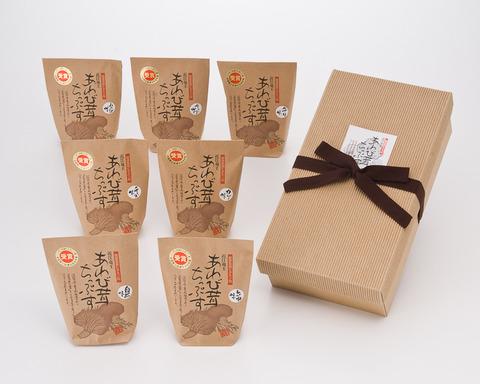 あわび茸ちっぷす7種類箱入り(滋賀県竜王町産 足太あわび茸使用)